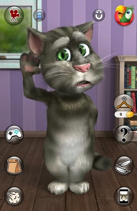 Talking Tom Cat 2 3.1
