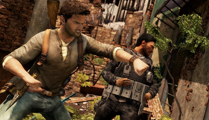 Uncharted 2: Among Thieves (PS3). Продолжение